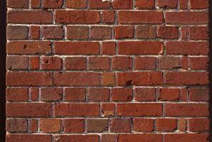 ¿Qué profundidad de Fundación para una pared de ladrillos?