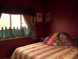 Componentes de muebles de dormitorio