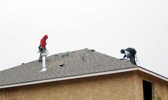 Cómo instalar tejas Timberline