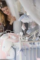 Lista de verificación de cuarto de niños recién nacidos