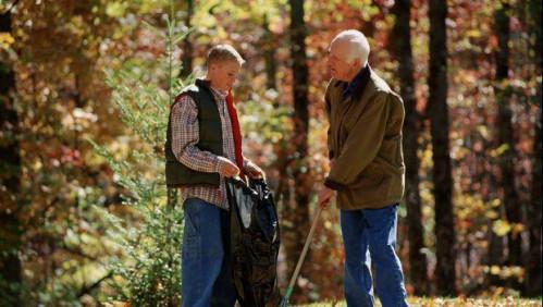 Preparación para el invierno su paisaje con el trabajo de preparación finales otoño