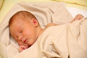 Decoraciones de dormitorios de bebé recién nacido