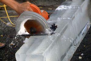 Herramientas para cortar el tablero de cemento