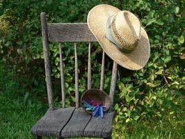 Cómo quitar pintura vieja de una silla