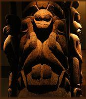 Americano nativo tallado boiseries y Ideas de decoración para el hogar