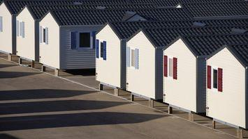 Problemas con casas prefabricadas