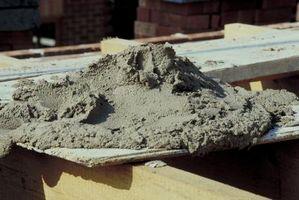 Cómo construir un muro de contención con bloques de secos