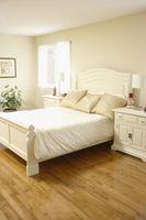Las opciones para la instalación de pisos de madera sobre hormigón