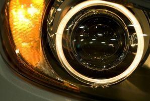 ¿Qué determina el Color de una lámpara de Xenon?