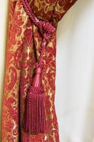 Accesorios para cortina decorativa