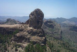 Tipos de meteorización de las rocas