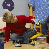 Cómo construir Banco de almacenamiento de información de un niño