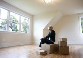 Decoración Ideas para dividir una sala larga y estrecha
