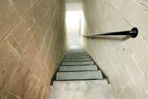 Cómo azulejo de las escaleras de madera